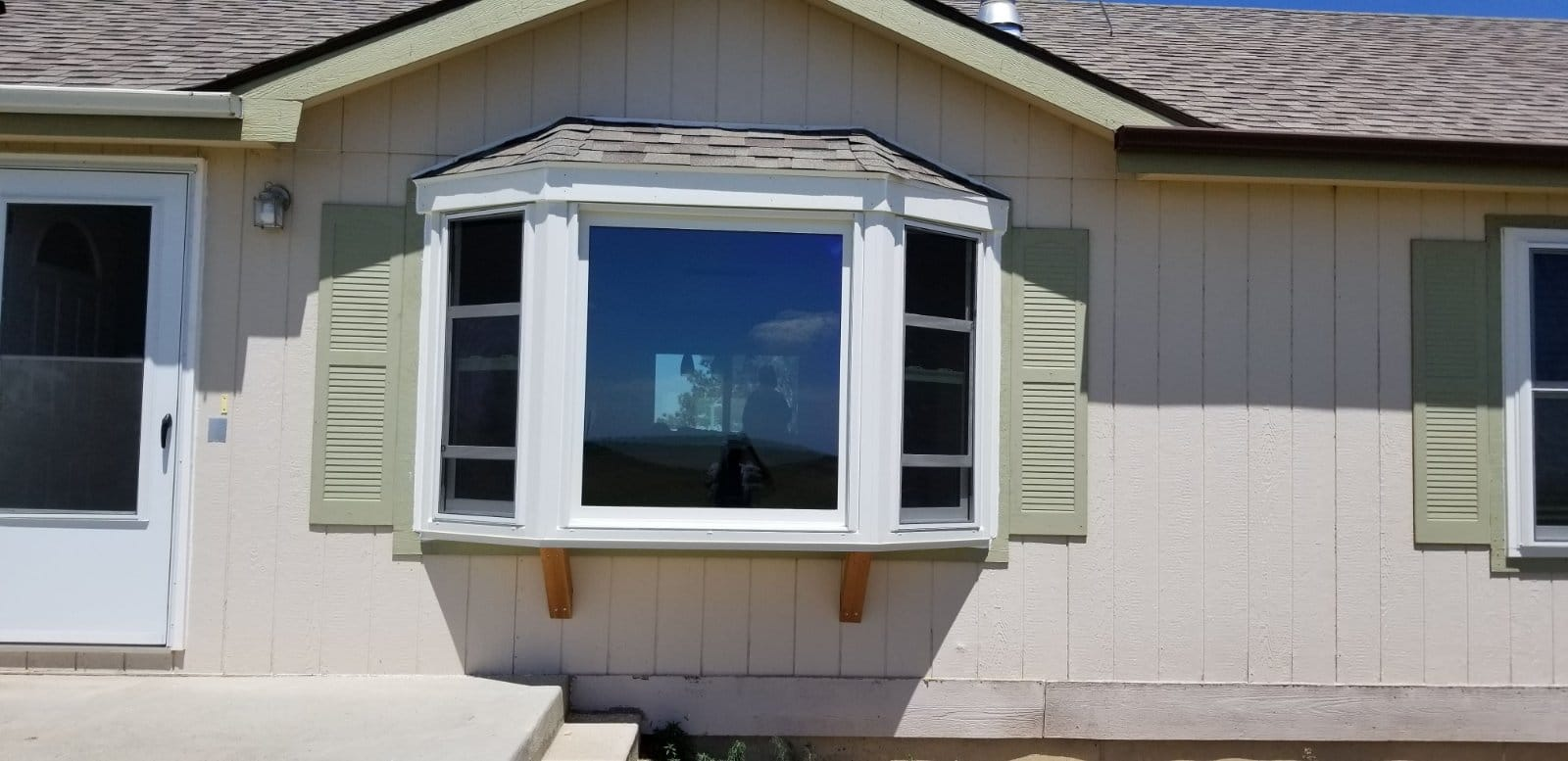 Kinnison Window Replacement Case Study - Nunn, CO