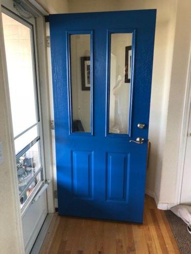 Jay Blue Classic door