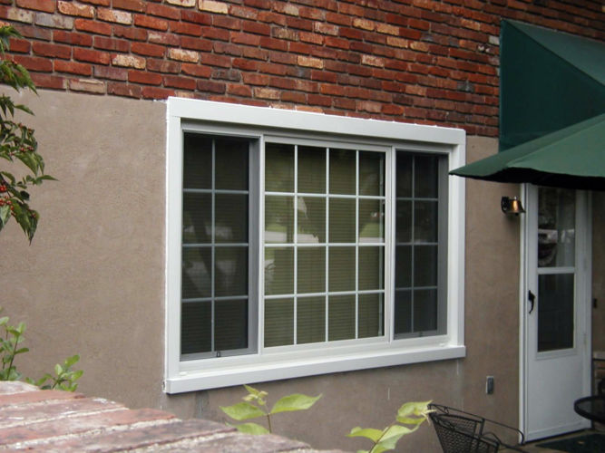 Slider Windows Exterior